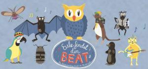 Eule findet den Beat - Aufführung für Eltern und Freunde @ Musiksaal der OUS